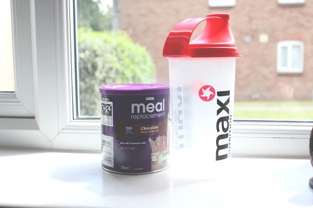Asda Meal Replacement Shakes for weight loss