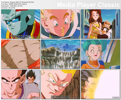 Download Film / Anime Dragon Ball GT Episode 26 Bahasa Indonesia