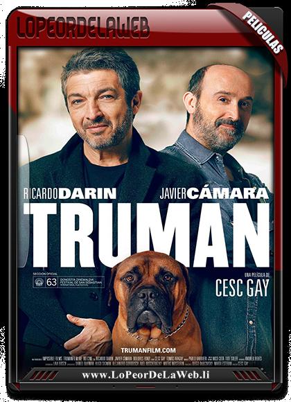 Truman (2015) Latino 1080p x265 [Mega - Uptobox]
