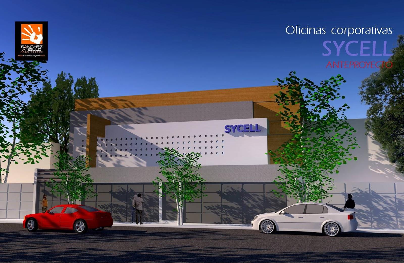 Sycell oficinas corporativas for Oficina de correos guadalajara