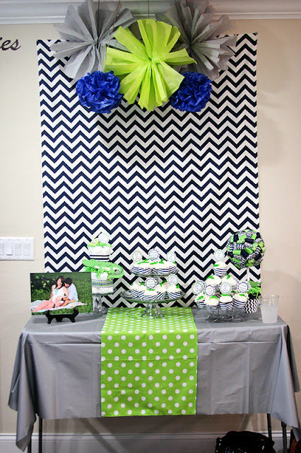 The Crazy Picture Lady Alligator Baby Shower