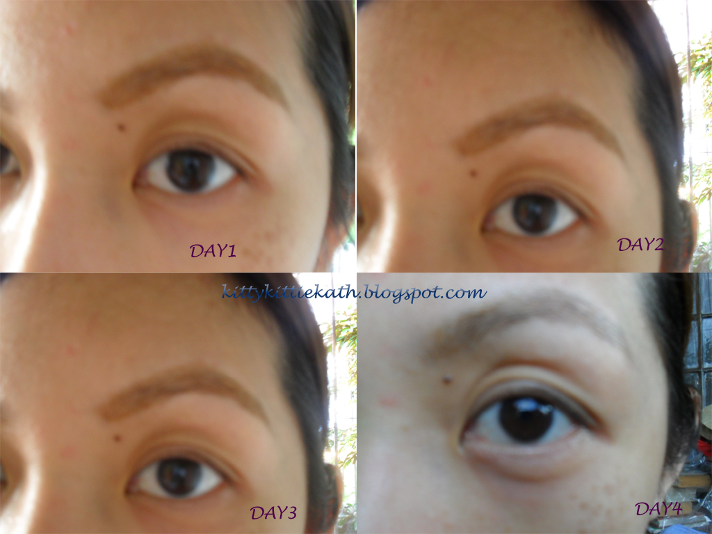 product review tony moly 7days tatoo eyebrow 01 in