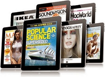 iPad Magazine Publishing