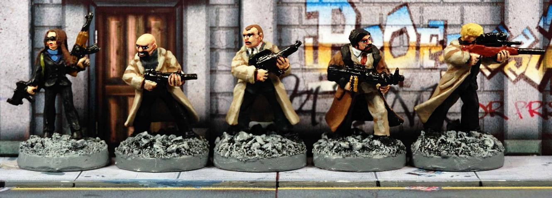 the machine russian mafia