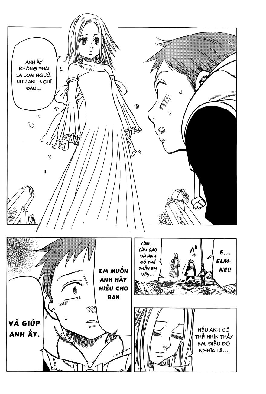 Nanatsu no Taizai - Thất Hình Đại Tội chap 24 page 11 - IZTruyenTranh.com