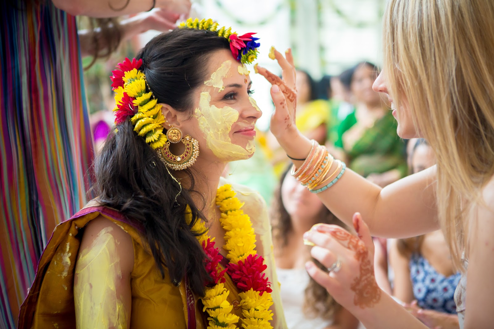 Worst makeup mistakes on your wedding indian bridal diaries - Which Is Your Favourite Bridal