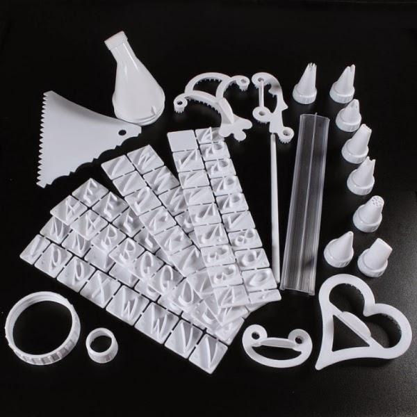100 piece Deco Kit