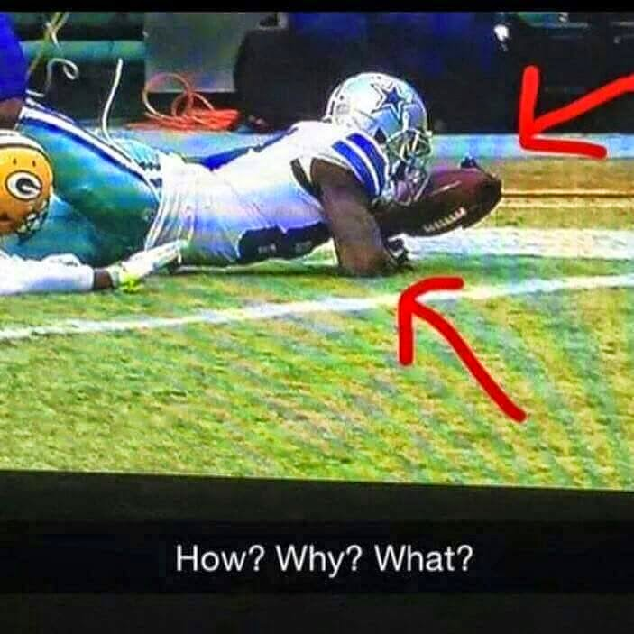 How? Why ? What? -  #DezBryant #cowboys #Catch #How #Why #What