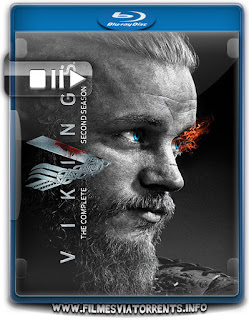 Vikings - Versão Estendida 2ª Temporada Torrent - BluRay Rip 720p e 1080p Dual Áudio