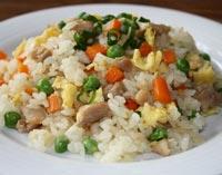 anekar resep buat nasi goreng menggunakan bahasa inggris