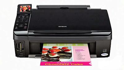 Принтер Epson Stylus NX200