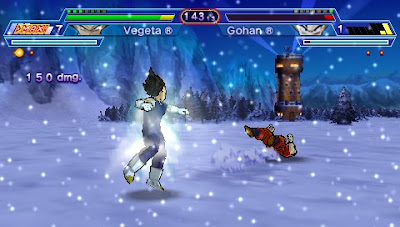 Descargar Juego Dragon Ball Z Shin Budokai Another Road Espaol