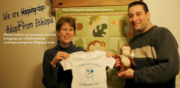 Chris & Erin's Ethiopian Adoption Journey