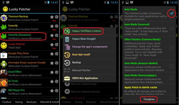 Lucky Patcher 5.9.6 Android - прокачай свой смартфон