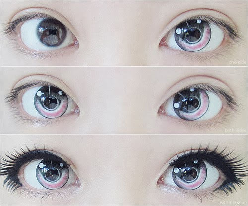 Korean Big Eye Circle Lenses Skin Care amp Makeup