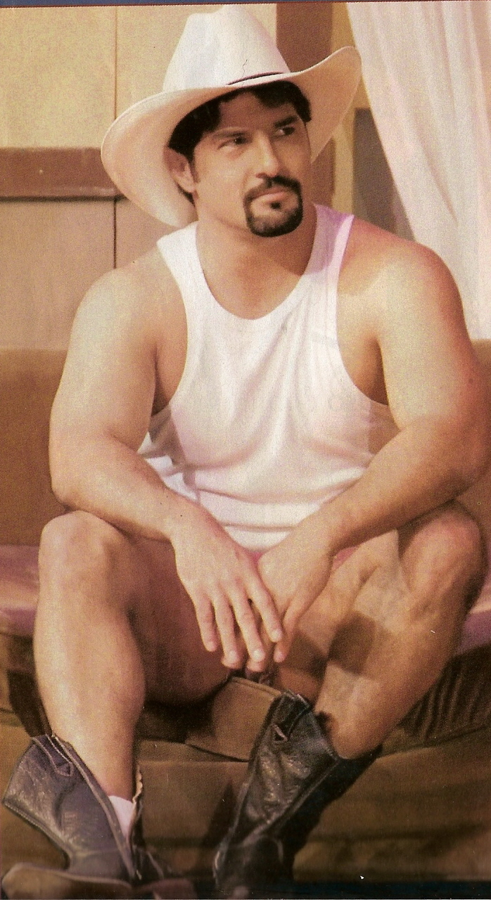 Arturo Carmona Desnudo