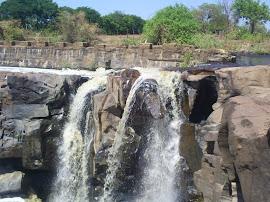Gigante e Formosa... A Cachoeira