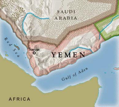 Punca Semua Penerbangan Masuk Ke Yaman Dibatalkan