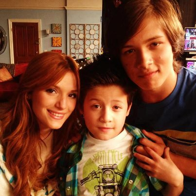 Leo Howard And Bella Thorne Suporto a bella thorne Leo Howard And Bella Thorne