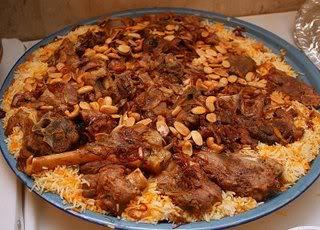 Resep nasi kebuli khas arab lezat olahan nasi dengan bumbu rempah