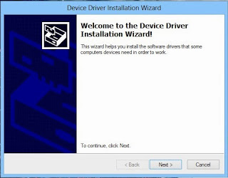 Install Flashmode Driver