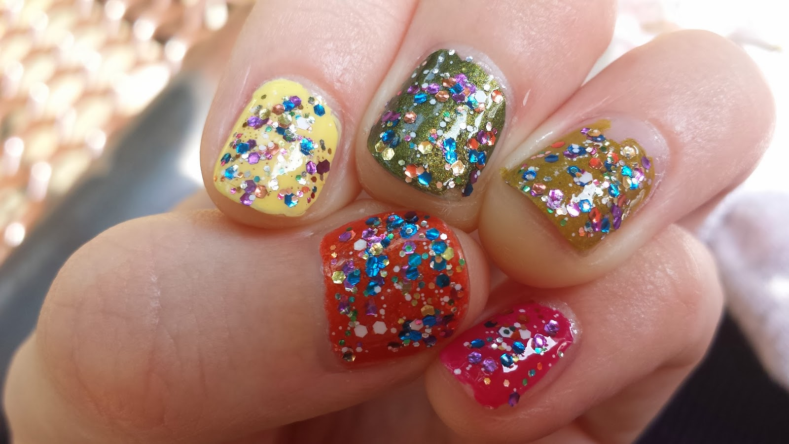 China Glaze - Your Present Required