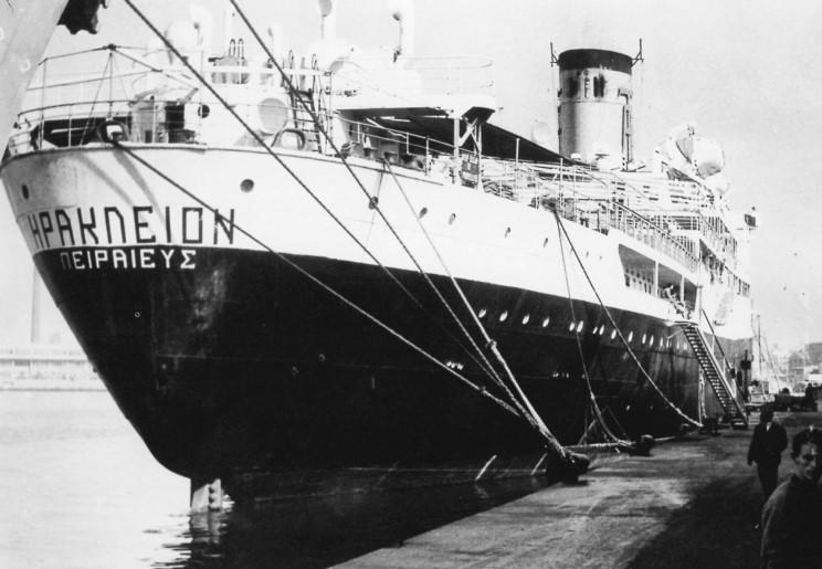 кораблекрушение на Крите