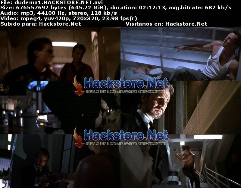Captura Duro de Matar 1 (1988) DVDRip Latino