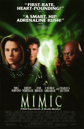 Mimic 1997 Dual Audio [Hindi – Eng] DVDRip 750mb