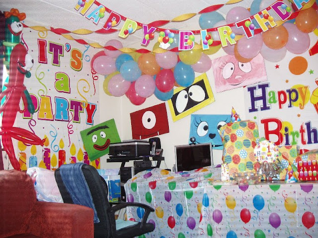 Home Kid Birthday Party Ideas