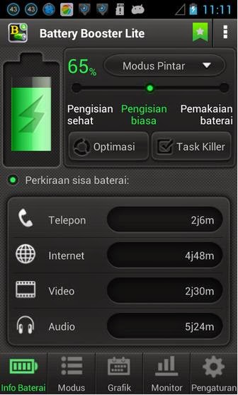 Download Battery Booster Android 2