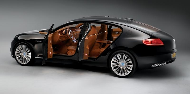 Wallpaper Mobil Sports Bugatti 16C Galibier Concept