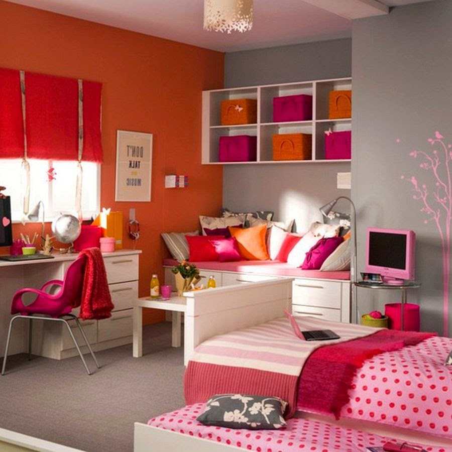 Ordinaire Bedroom Ideas For Teenage Girls