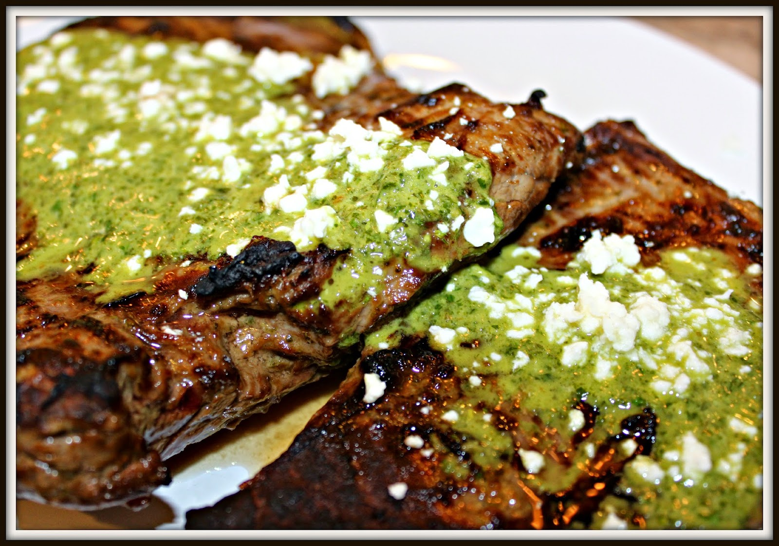 ... marinade, Easy Meal Ideas, Marinated Flank Steak with Cilantro Lime