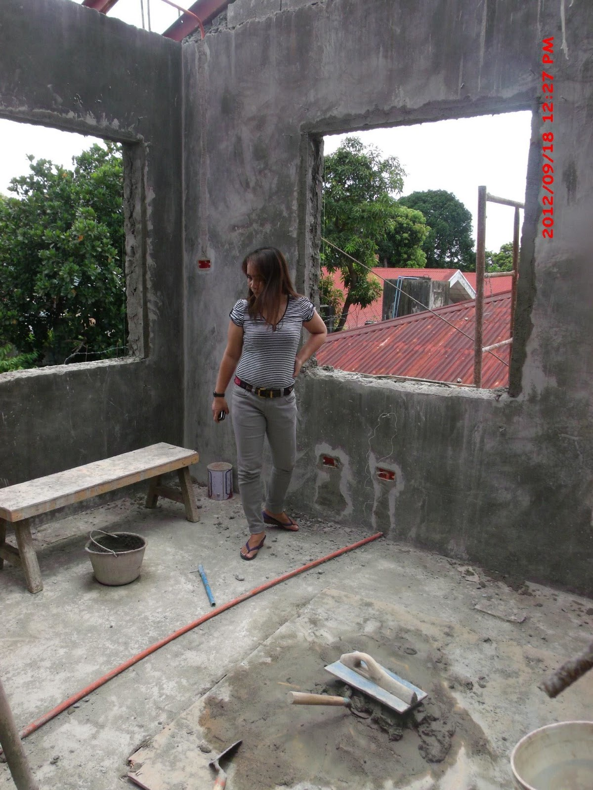 Alta Tierra Village House Construction Project In Jaro