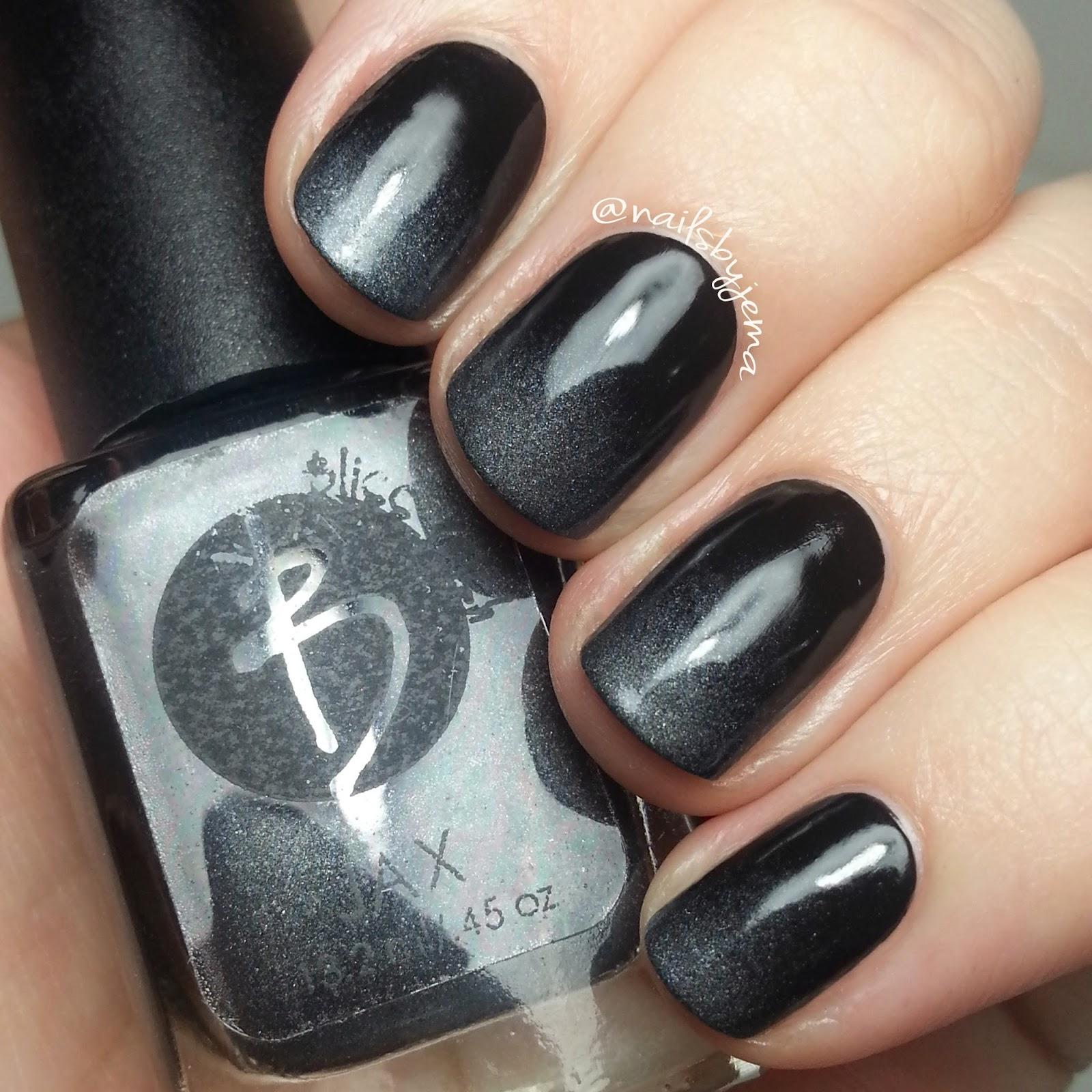 Black Onyx Opi Matte Nail Polish - Creative Touch