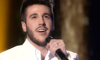 Antonio José canta: 90 minutos-La Voz 2015 Semifinales
