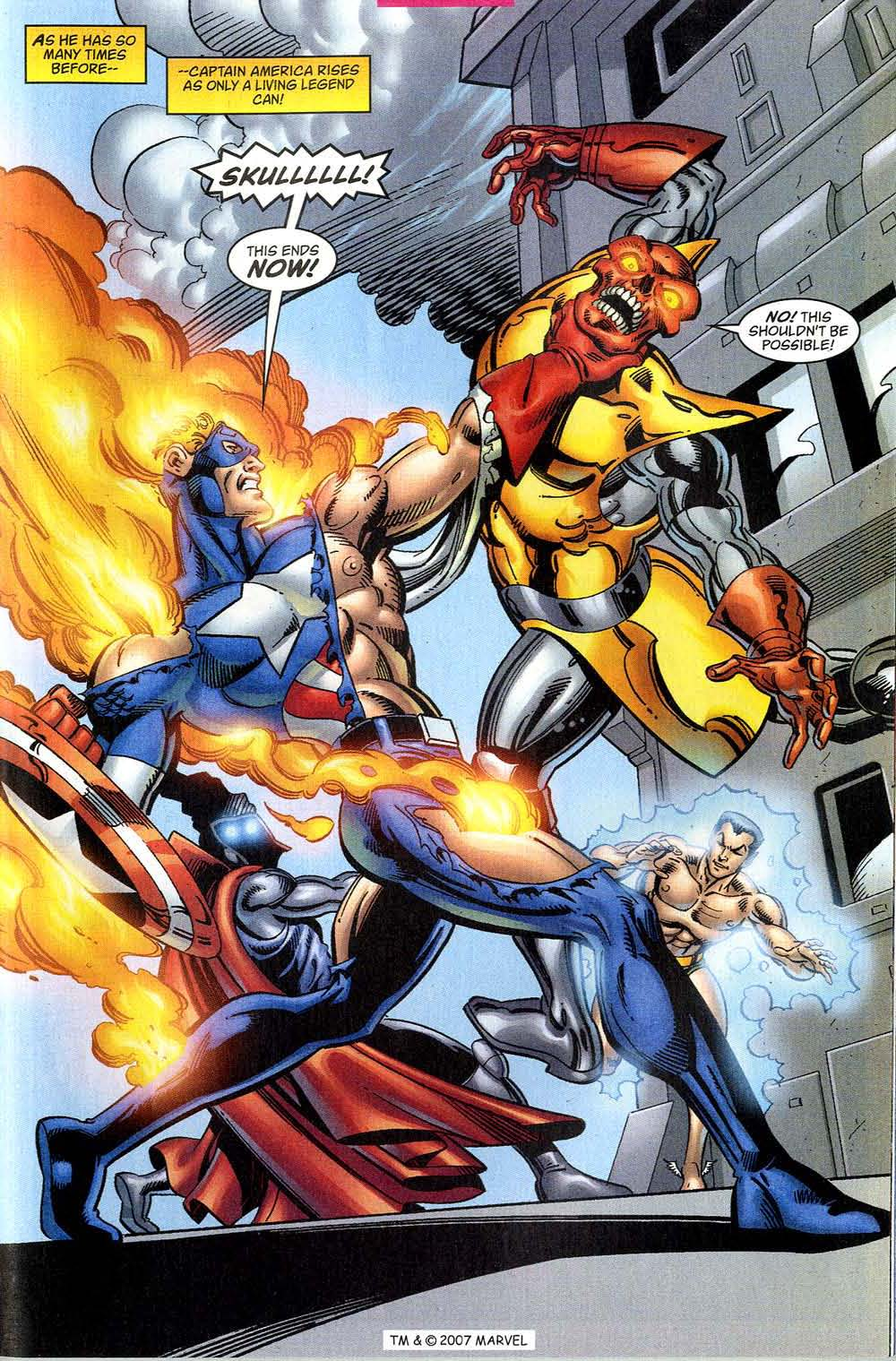 Captain America (1998) Issue #48 #55 - English 21