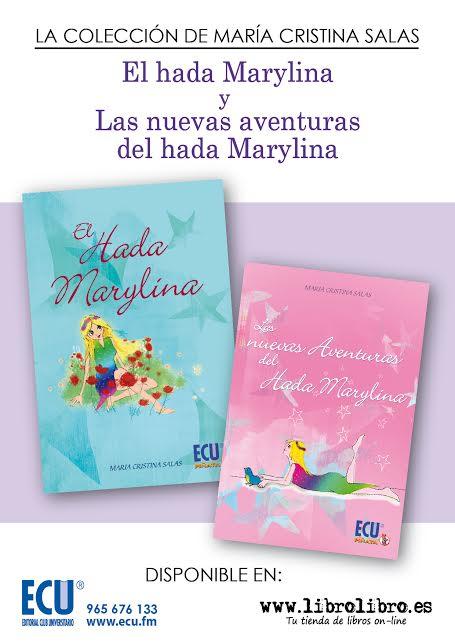 Flyers de El hada Marylina y Las nuevas aventuras del hada MARYLINA