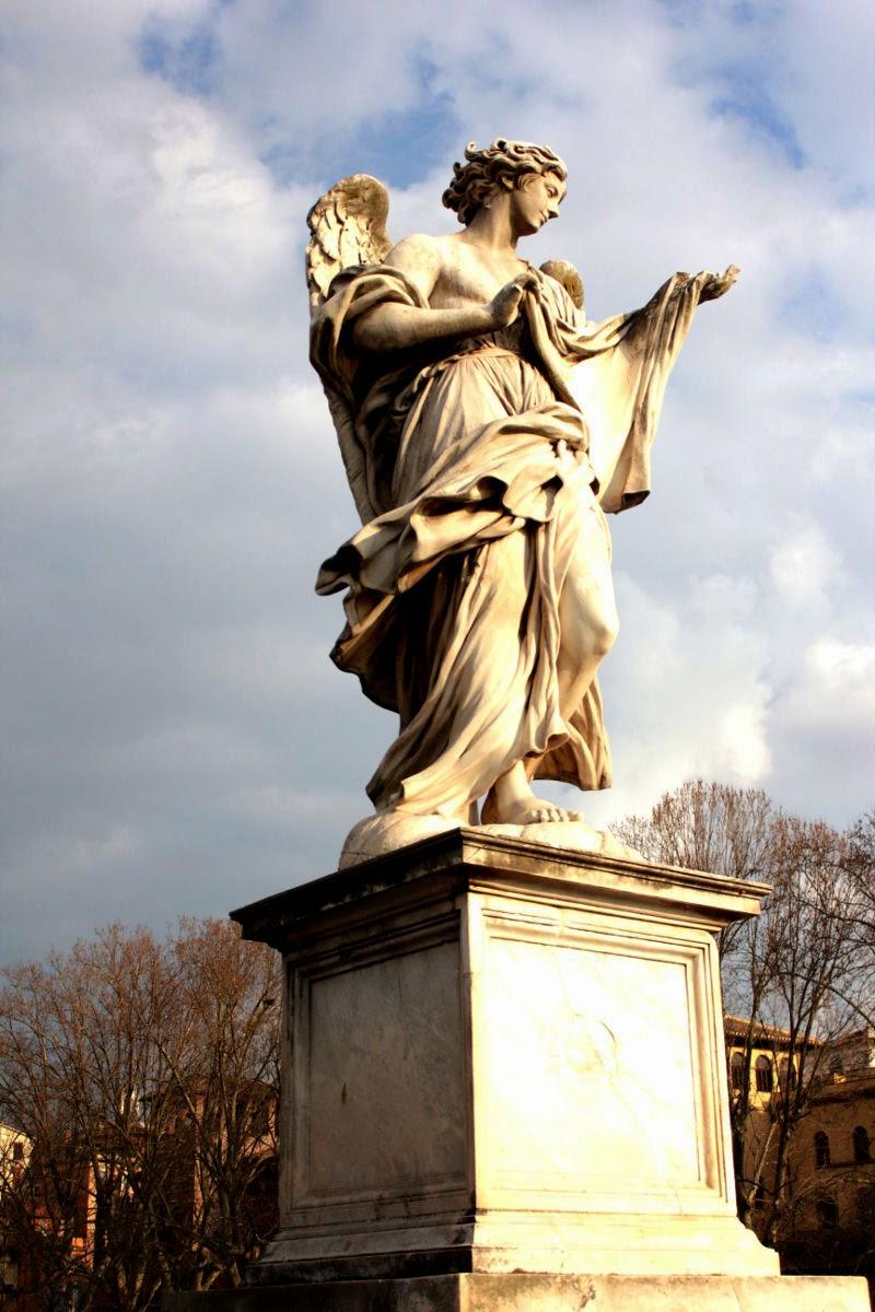 L'angelo del velo della Veronica