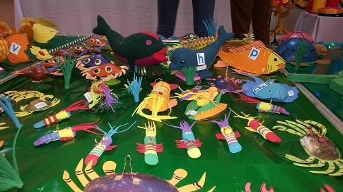 Cách làm đồ dùng đồ chơi từ nguyên vật liệu thiên nhiên