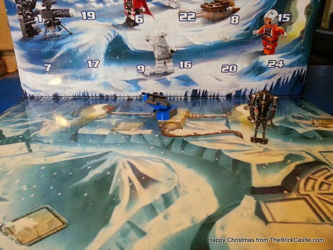 LEGO Star Wars Advent Calendar Dec 2 backdrop