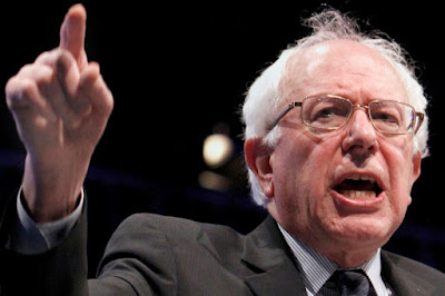 Bernie Sanders - Jonah Engler