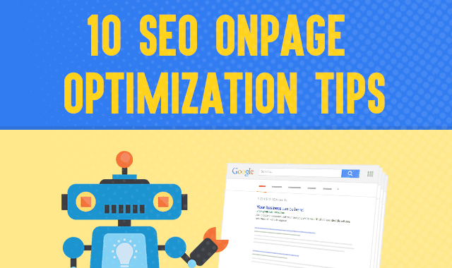 10 SEO Onpage Optimization Tips