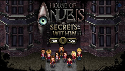 House Of Anubis The Secrets Within walkthrough.