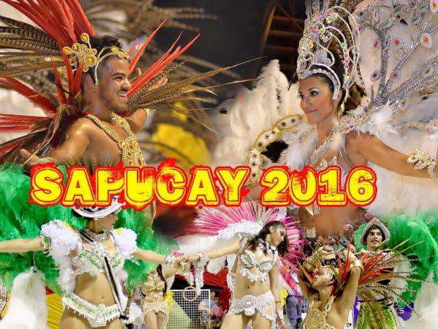 SAPUCAY 2016