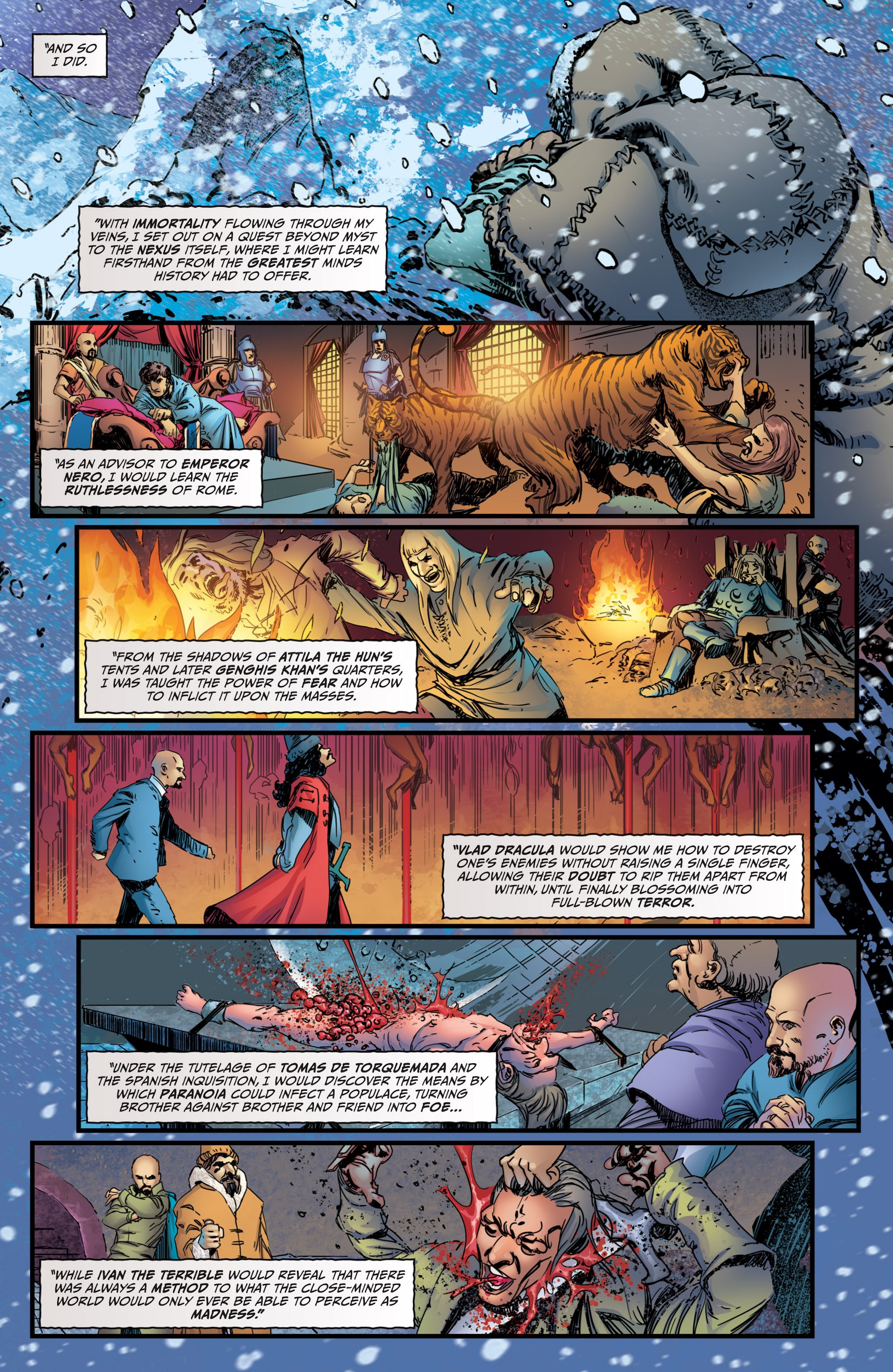Grimm Fairy Tales (2005) Issue #95 #98 - English 7