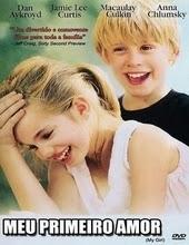 capa do filme meu primeiro amor O Meu Primeiro Amor Dublado