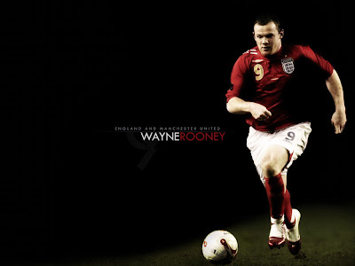 Wayne Rooney wallpapers-Club-Country