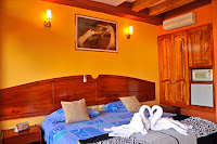 Galapagos Eco Lodge King Size Room
